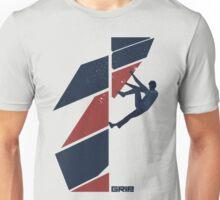 drop knee Unisex T-Shirt