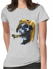 Most Popular - Pikachu Hat design Womens Fitted T-Shirt