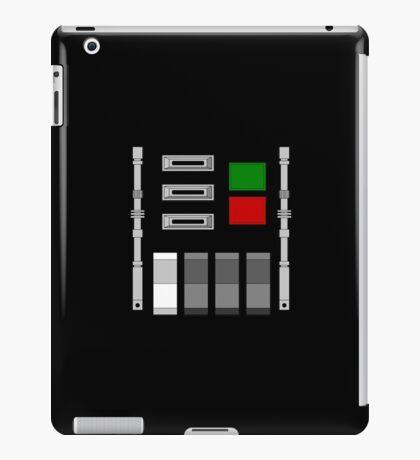 Vader chest box iPad Case/Skin