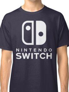 Nintendo Switch Hi-Res Logo Classic T-Shirt