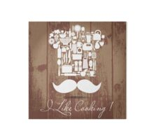 I Like Cooking  Gallery Board
