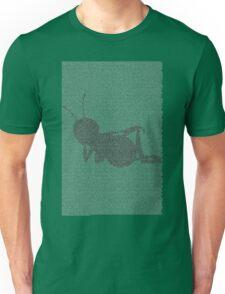 Bee movie script barry benson sleeping silhouette Unisex T-Shirt