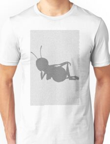 Bee movie script barry benson sleeping silhouette Unisex T-Shirt