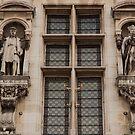 Hotel De Ville Details - 2 - Important Figures © by © Hany G. Jadaa © Prince John Photography