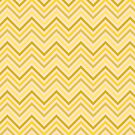 Citrus Yellwo Chevrons by destinysagent