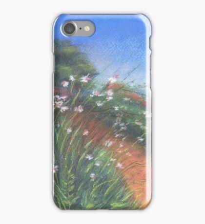 "Serenity"" Original art print ,Pastel painting iPhone Case/Skin"