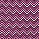 Lilac Chevrons by destinysagent