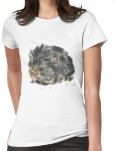 Cute Guineapig Womens Fitted T-Shirt