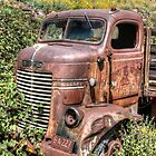 Dodge Truck by Candy Gemmill