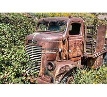 Dodge Truck Photographic Print