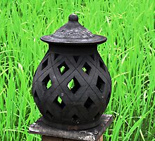 Candle Lantern  by Ethna Gillespie