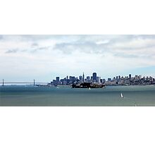 Frisco from Angel Photographic Print