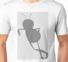 Bee script Barry Benson standing Unisex T-Shirt