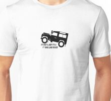 F**king land rover funny shirt  Unisex T-Shirt