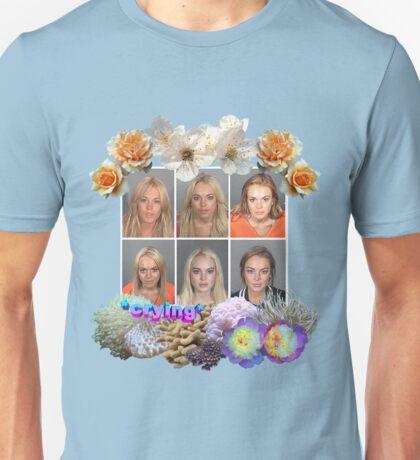 Lilo Mugshot *crying* Unisex T-Shirt