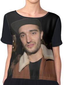 Tom Parker Chiffon Top