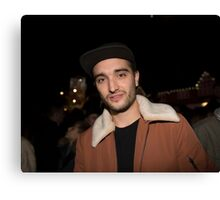 Tom Parker Canvas Print