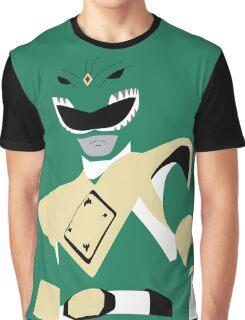 MMPR - Green Ranger Graphic T-Shirt