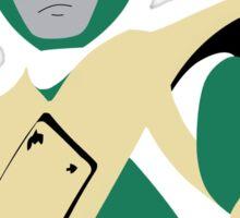 MMPR - Green Ranger Sticker