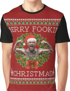 McGregor Xmas - Limited Edition - 50 only Graphic T-Shirt