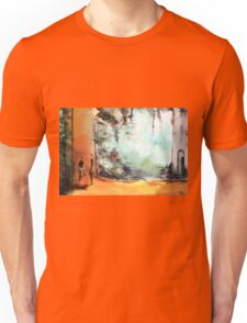 Meeting on a date Unisex T-Shirt