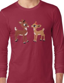 Classic Rudolph and Clarice Long Sleeve T-Shirt
