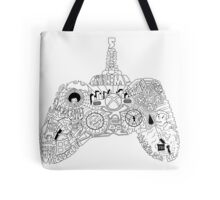 Controller Collage Tote Bag
