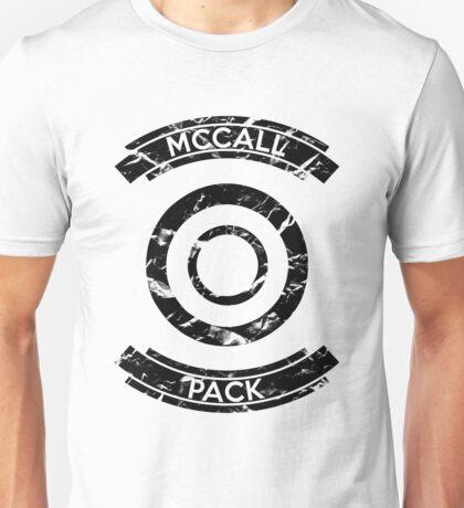 McCall Pack (Black) - Teen Wolf Unisex T-Shirt