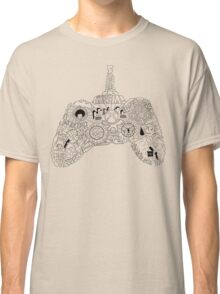 Controller Collage Classic T-Shirt