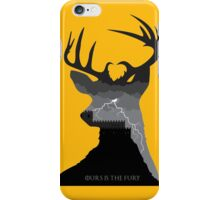 Storm's End iPhone Case/Skin