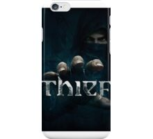 Thief Poster [SQUARE ENIX] iPhone Case/Skin