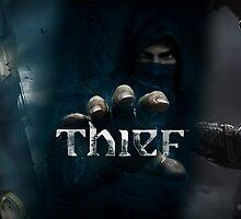 Thief Poster [SQUARE ENIX] by UraniusMaximus