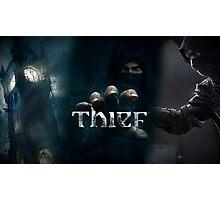 Thief Poster [SQUARE ENIX] Photographic Print