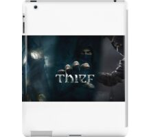 Thief Poster [SQUARE ENIX] iPad Case/Skin