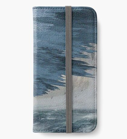 Stormy Seas iPhone Wallet/Case/Skin