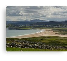 Dunfanaghy Viewpoint Canvas Print
