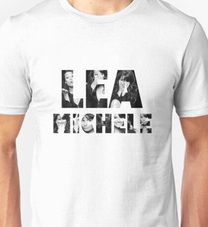 Lea Michele Unisex T-Shirt