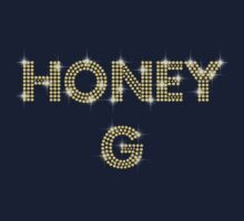 Honey G (black) Kids Tee