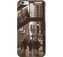 Under the Loop, Chicago iPhone Case/Skin