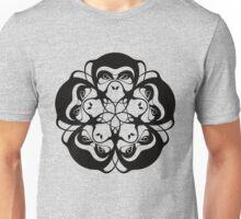 Social Monkeys Unisex T-Shirt
