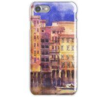 Firenze, lungarno 2 iPhone Case/Skin