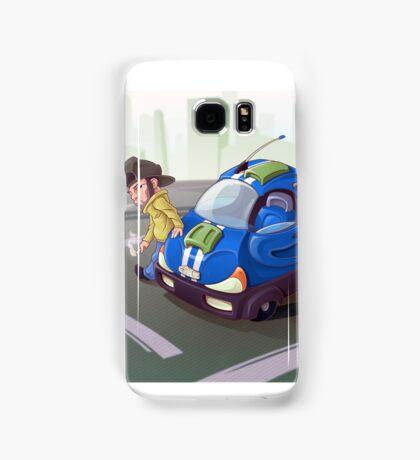 City Cruiser Samsung Galaxy Case/Skin