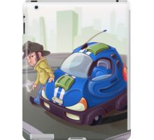 City Cruiser iPad Case/Skin