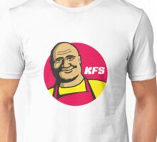 KFS - Kamekona's Fried Shrimp Unisex T-Shirt