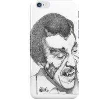 Count Blacula iPhone Case/Skin