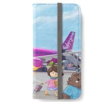 lolo going to Osaka! iPhone Wallet/Case/Skin