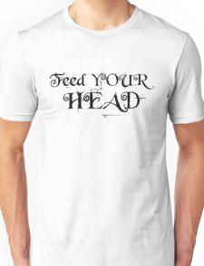 rock hippie lyrics song jefferson airplane t shirts Unisex T-Shirt