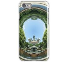 The World is a Fountain...upside down iPhone Case/Skin