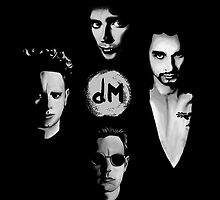 Depeche Mode : DM From Song Of Faith and Devotion by Luc Lambert