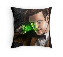 The Eleventh Throw Pillow